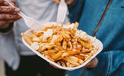 Kanada Essen Spezialität: Poutine