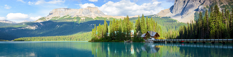 Kanada Ferien in Hotels und Lodges