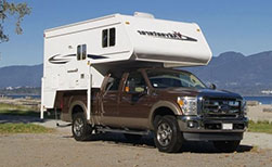 Kanada Motorhomes Camper Truck