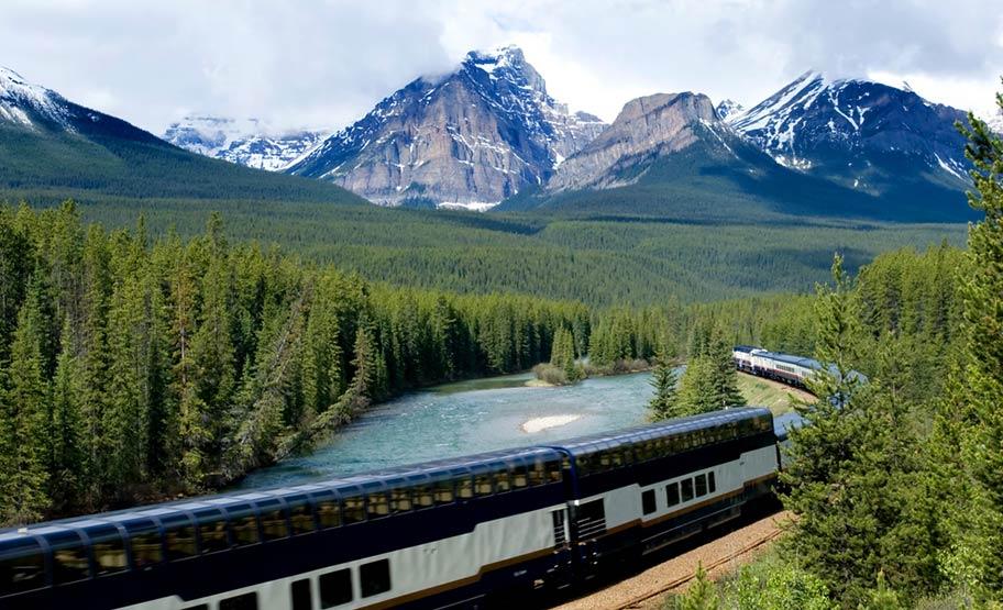 Zugreisen Kanada Angebote