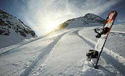 Kanada Winter viel Schnee