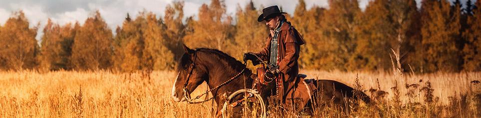 Ferien auf einer Ranch in Kanada