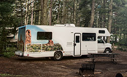 Kanada Wohnmobil Tipps gute Routenplanung