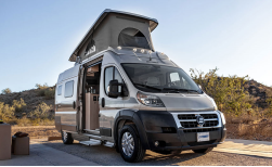 Kanada Campervan outdoor